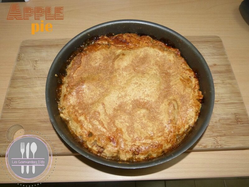 Apple pie pommes cannelles (14)