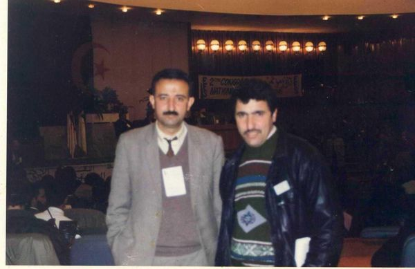 Said Ould Oulhadj akked Mohand Arezki Ferrad
