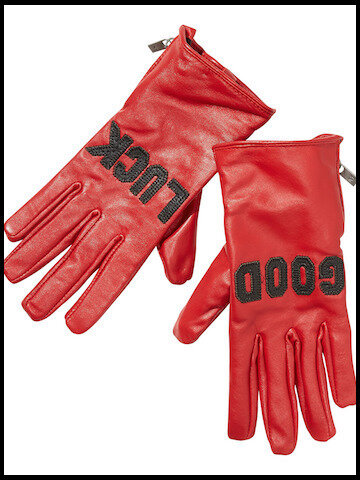 scotch et soda gants good luck