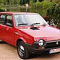 Fiat Ritmo D 1982