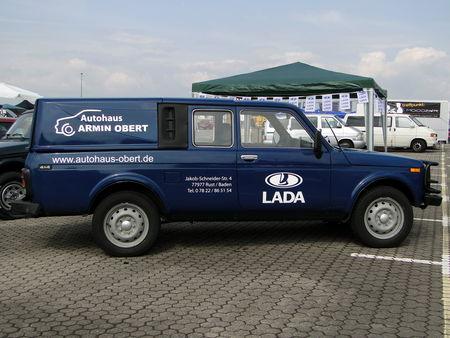 LADA Niva Pickup 4X4 Motorica Motoren und Power Lahr 2010 3