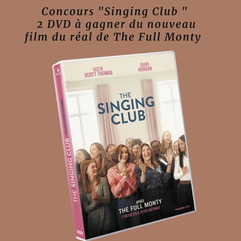 concours singing