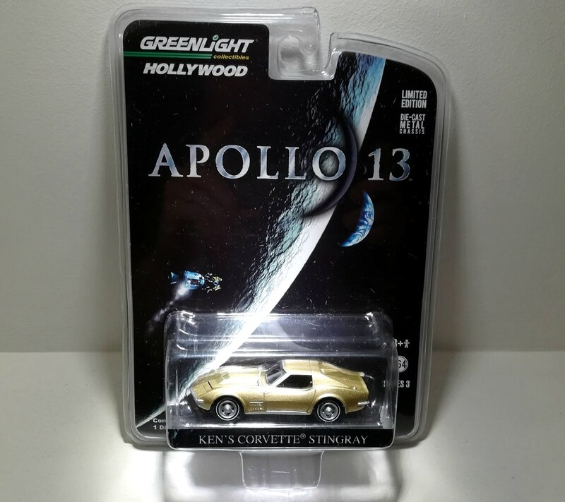 Chevrolet Corvette Stingray (Apollo 13) Greenlight