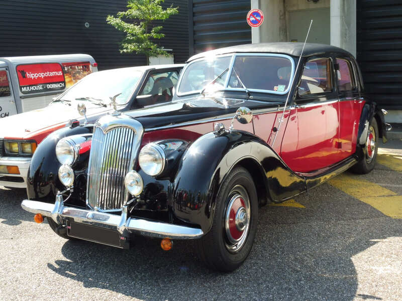 RILEY RMB Saloon Mulhouse (1)