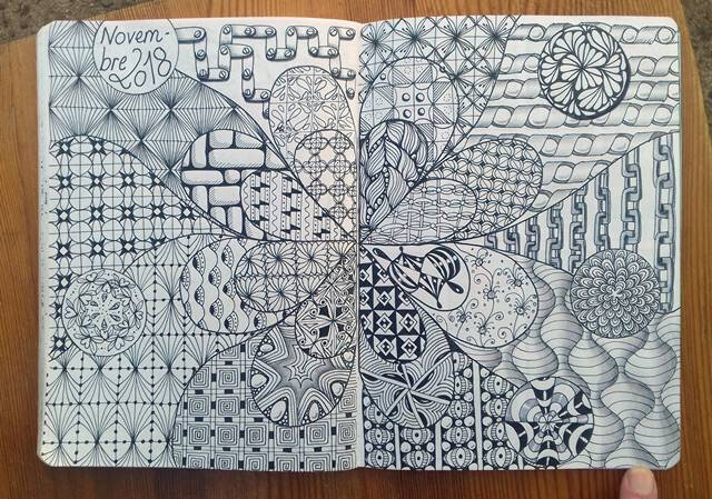 zentangle defi 2018 11