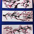 Les sakuras: cerisiers japonais