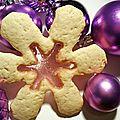 Mes biscuits vitraux de noël