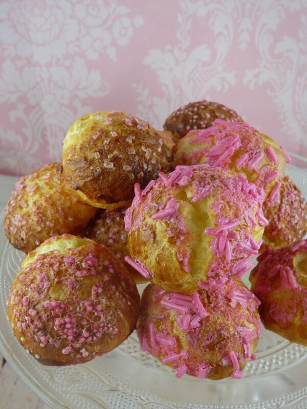 Chouquettes girly