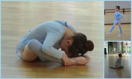 2011-10-19 - Kelly cours de danse 2ème année (mosaïque)