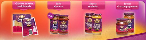 differents produits pataks