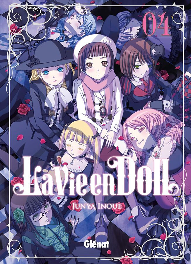 Critique Manga : La Vie en Doll