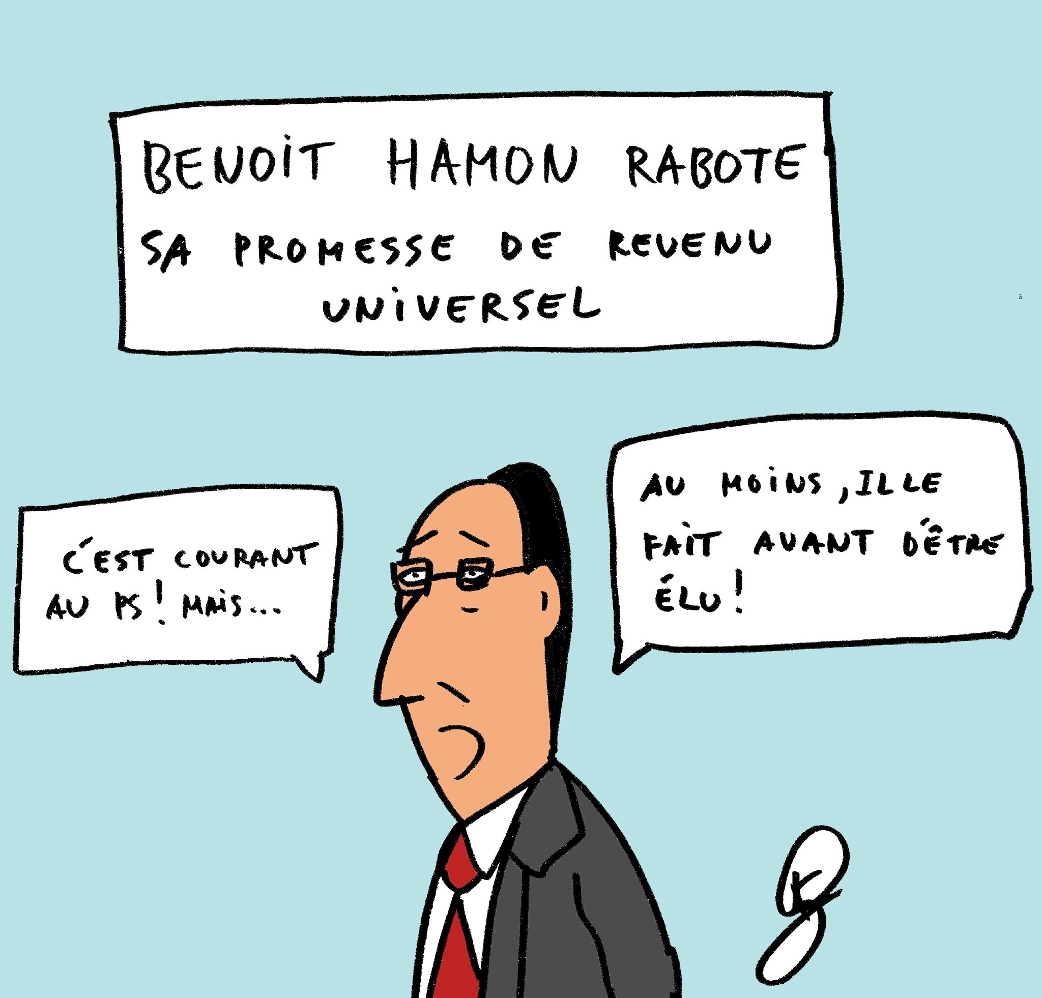 hollande-hamon