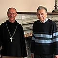 Le lien d'amitié entre l'abbaye de fleury et le centre assise : échos des deux côtés