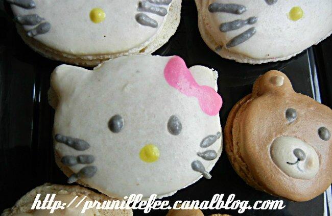 hello kitty macaron prunillefee macaronsaddict