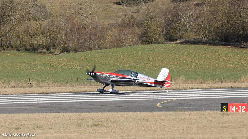 Photos JMP©Koufra 12 - La Cavalerie - Aérodrome - avion - Voltige - Extra 300 - 03032019 - 0026