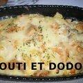 Filet mignon et pommes de terre au maroilles