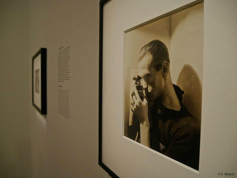 Exposition Henri Cartier-Bresson à Beaubourg.
