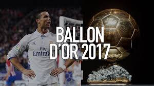 BALLON D'OR RONALDO CHRIS