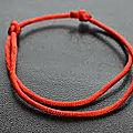 Bracelet mystique du maitre occulte et roi du culte papamiou du benin