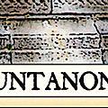 Ostension de la carte maîtresse du tarot de ghisoni