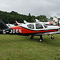 Aéroport Tarbes-Lourdes-Pyrénées: Untitled: Socata TB-20 Trinidad: G-JDEE: MSN 333.