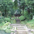 l'un des nombreux temples de Kamakura