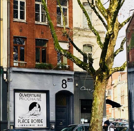 Dormir dans une librairie ce sera possible à Lille