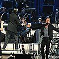 Sting symphonique en live : 2 heures de magie à fourvière