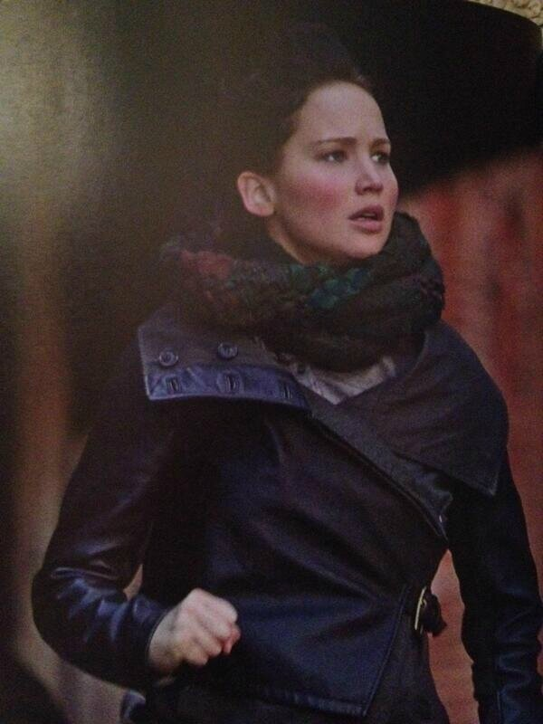 Katniss Everdee 02 Catching Fire