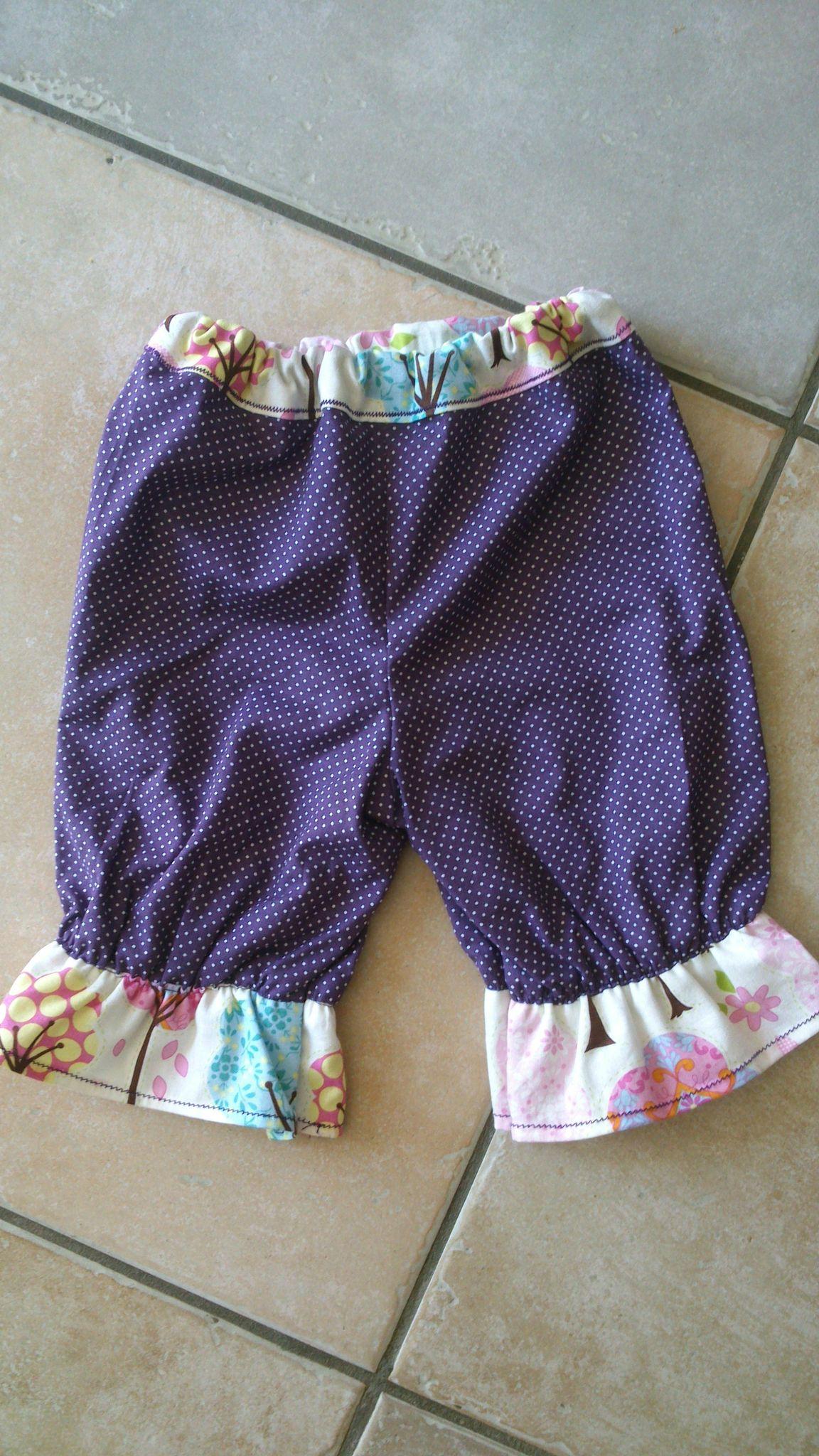 Finalement un pantalon...