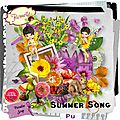 Summer song de flomelle