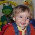 Kylian, 12 mois et demi