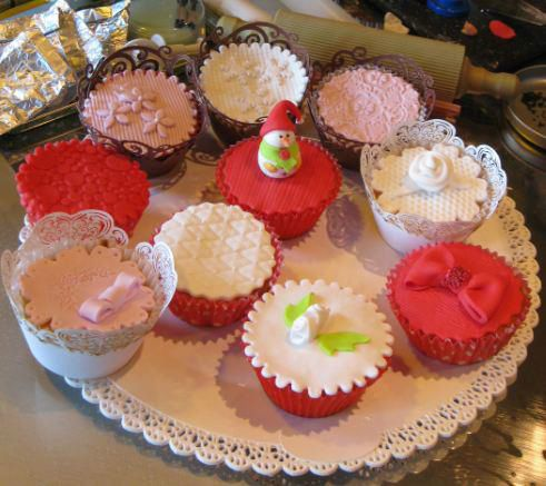 Cupcakes salon blog