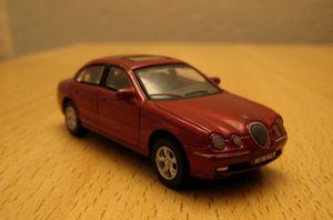 Jaguar S type 01 -Cararama-