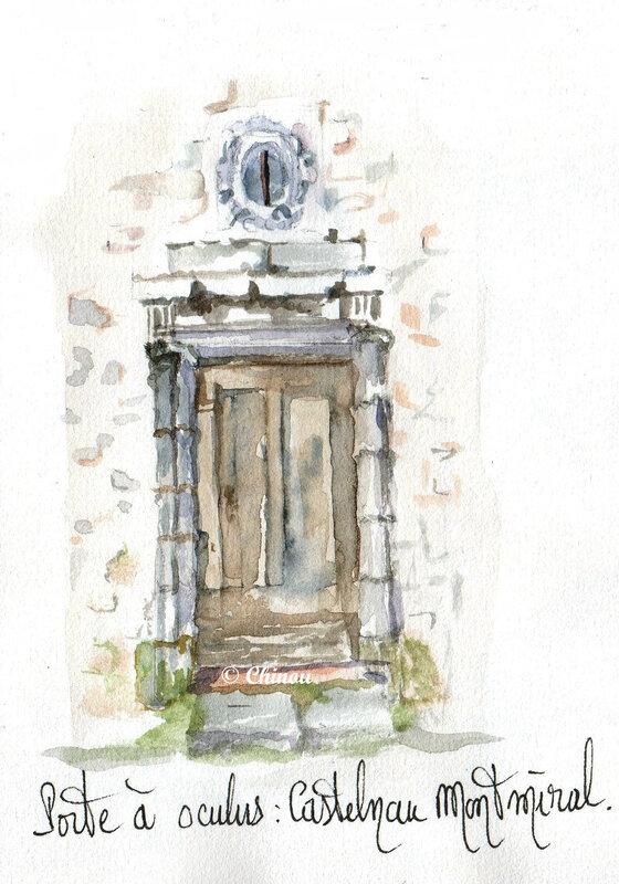 86 Porte Castelnau Montmiral