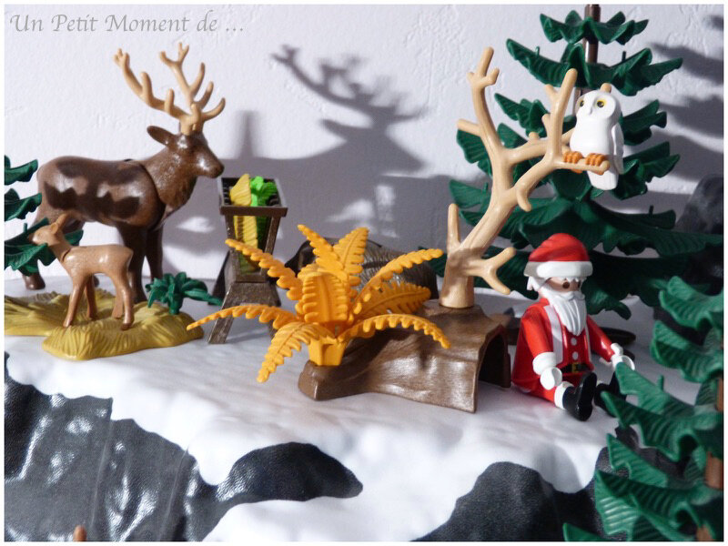 Playmobil noël 2018 père noël 2