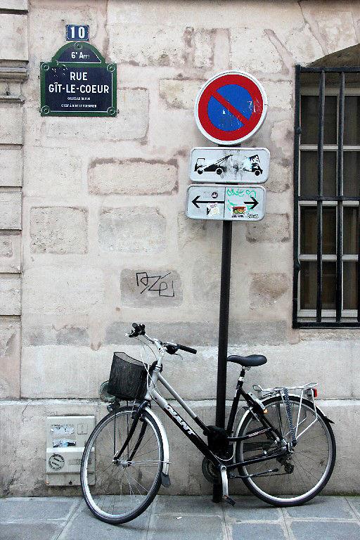 vélo, rue Git-le-coeur_8949