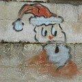 père Noël des tags