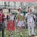 79f- Fête dans la ville Amiens 2009 : Les tamalouch