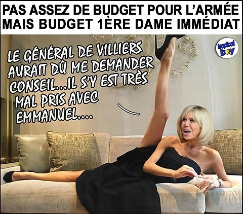 budget brizitte