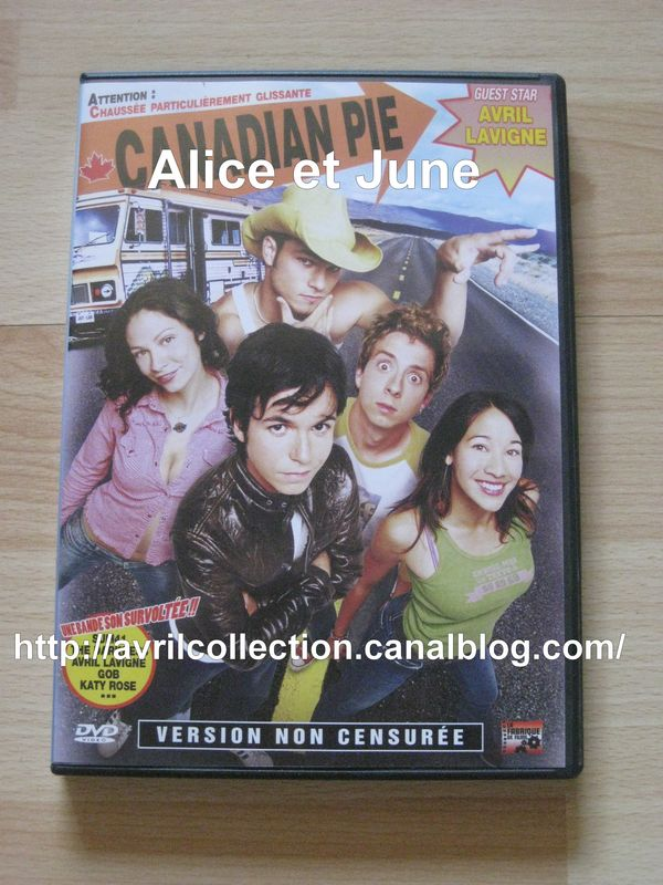 DVD Canadian Pie (2004)