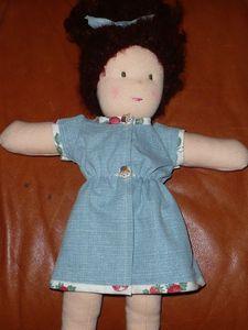 Lucie robe jean 002