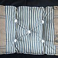 grand coussin lin & coutil 2
