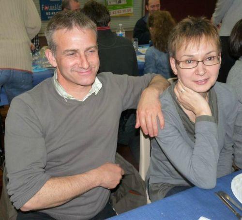 Sylvain et Martine... No... Klo... Knau... ? ? ?