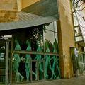 La cinémathèque française, parc de Bercy.