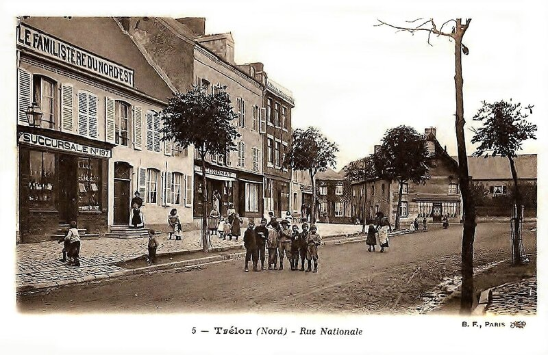 TRELON-Rue Nationale