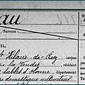 Les frères benéteau et la guerre 1914-1918…