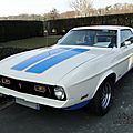 Ford mustang sprint hardtop coupe-1972