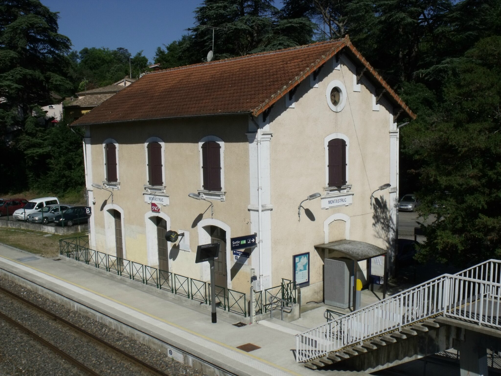 Montastruc-la-Conseillère (Haute-Garonne - 31)