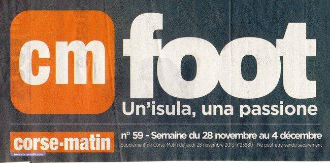 001 1170 - CM Foot N°0059 - Arbitage - 2013 11 28